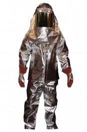 Aluminized Safety Apparel