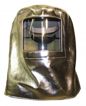 Hood with Clear Face Shield